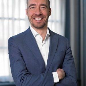 mr. Arie Johan van de Graaf