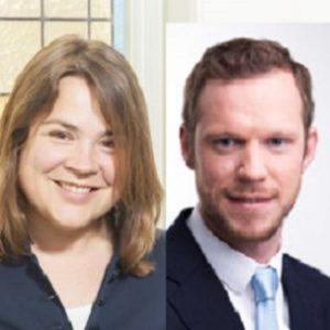 mr. Mirna A. Kanning en mr. Sebastiaan Bolweg