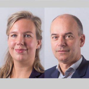 mr.dr. Camiel Aarts & mr. Lisa van der Steen